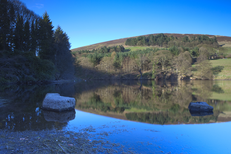 Reflections, Ladybower Reservoir