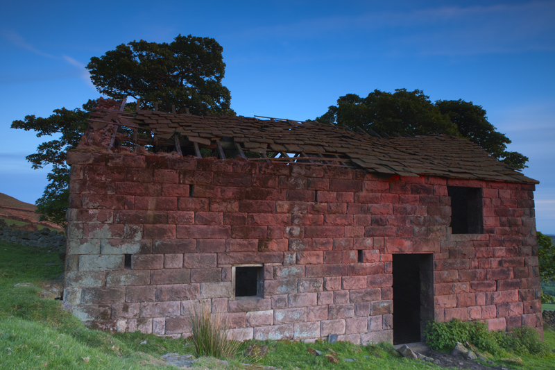 Old Barn, The Roaches, Staffordshire.