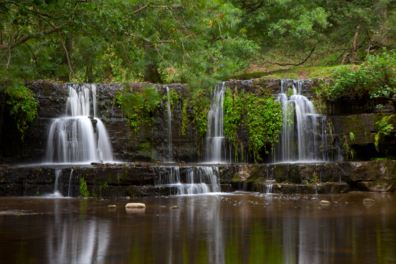 Waterfall, Lofthouse.