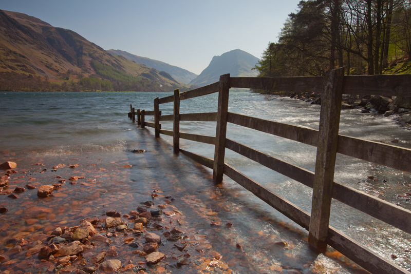 Fence, Buttermere.